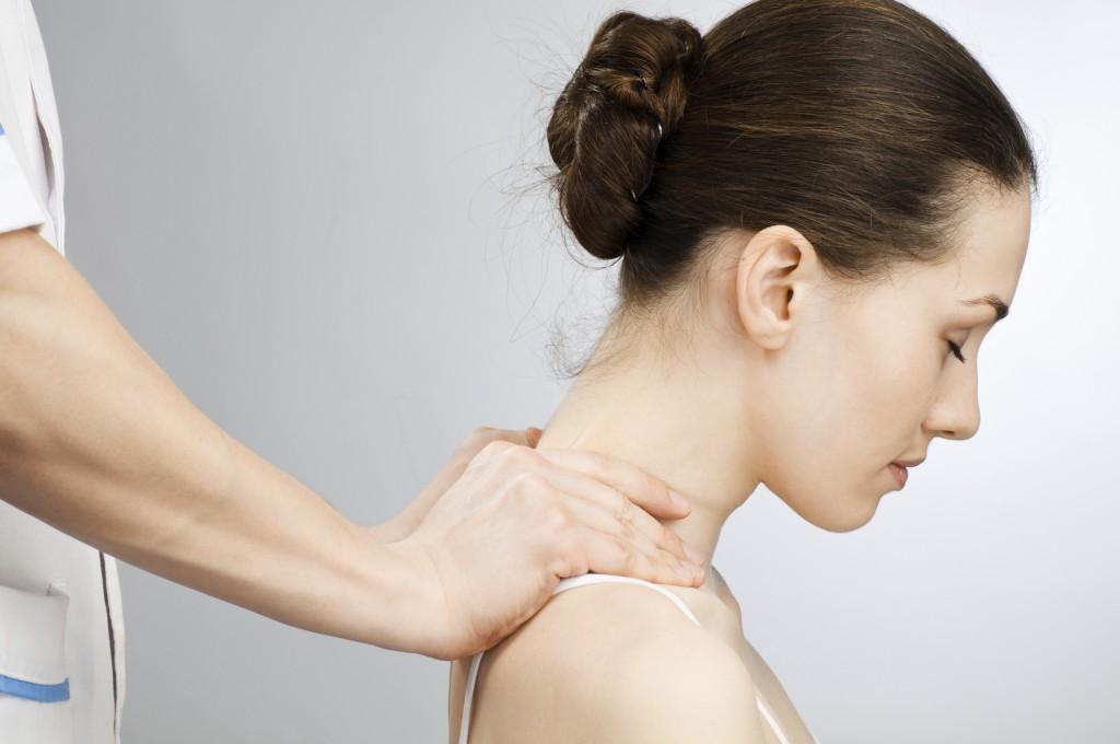 Easy Contact Massage: il massaggio sulla persona seduta