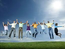 studenti felici