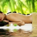 Hot-stone Massage- massaggio con le pietre