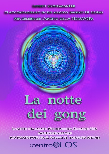 La Notte dei Gong