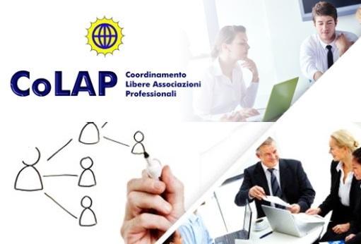 CoLAP - Coordinamento Libere Professioni