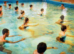 Tai-Chi in acqua