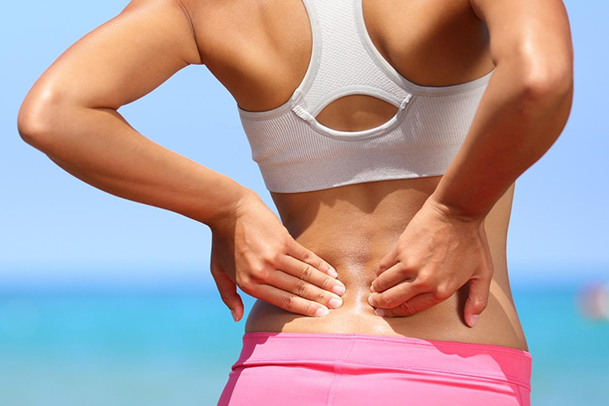 Massaggio olistico sportivo