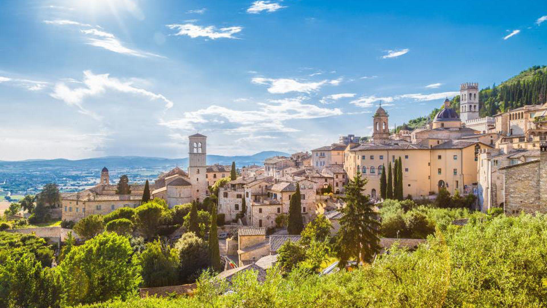 Assisi-Umbria-